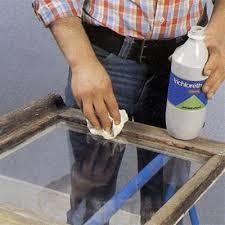Fabriquer du mastic de vitrier