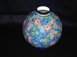 vase faience